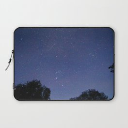 Orion meteor shower Laptop Sleeve