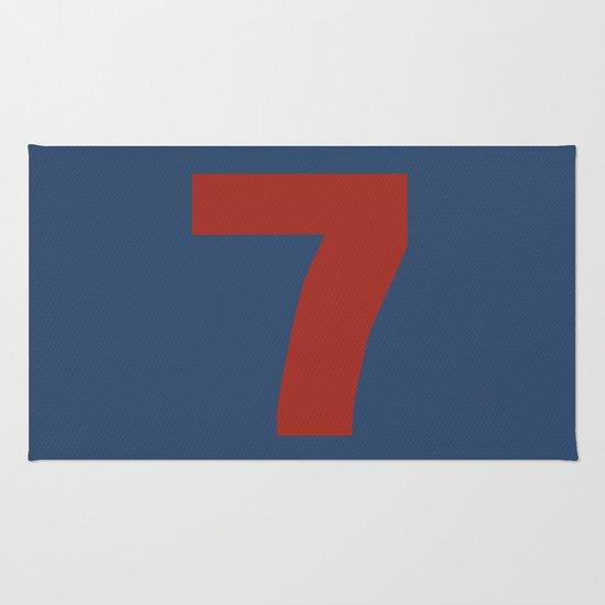 Number 7 Rug