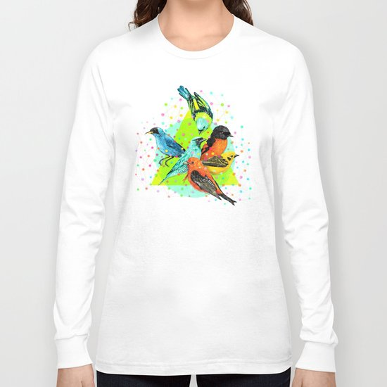 Colour Party III Long Sleeve T-shirt