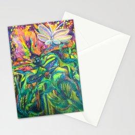 Wonder flower Stationery Cards