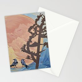 Rejoice; The Turning of the Sun Stationery Cards