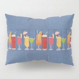 Fruit Drinks Pillow Sham
