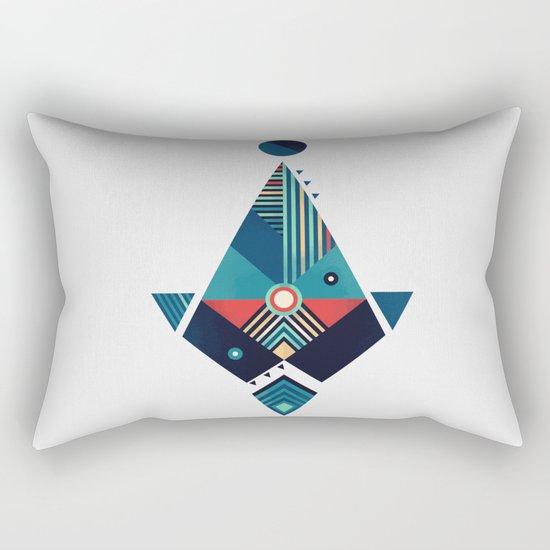 Arrow 02 Rectangular Pillow