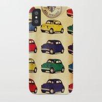 italian iPhone & iPod Cases featuring All Italian  by farsidian
