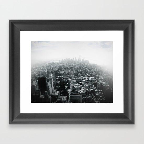 New York in 20 pics - Pic 16. Framed Art Print