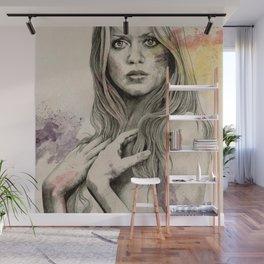 Gloria Wall Mural