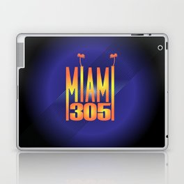 Miami   305 Laptop & iPad Skin