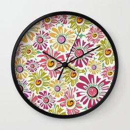 Roco Bloom Wall Clock