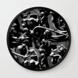 Mechanics Wall Clock