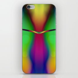 Butterfly... You My Friend, Are A Victim Of Disorganised Thinking... iPhone Skin