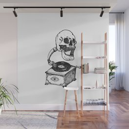 Screams of the undead Wall Mural