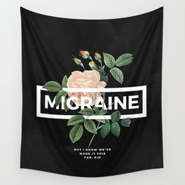 TOP Migraine Wall Tapestry