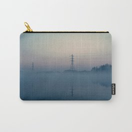 Foggy Morning At Chasewater Carry-All Pouch