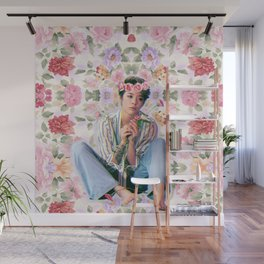 F(Amber) Flower Queen  Wall Mural
