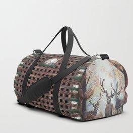 Morning Deer Duffle Bag