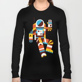 Hello Spaceman 2.0 Long Sleeve T-shirt