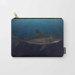Great White Shark - Cruising. Carry-All Pouch