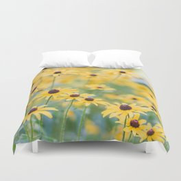 Sunny Disposition Duvet Cover