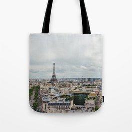 Romance city Tote Bag