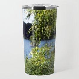Idyll on the Lake Travel Mug