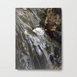 Lazy stone Metal Print