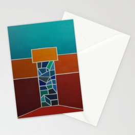 """""""Temple"""" Stationery Cards"""