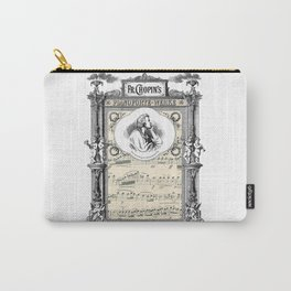 Frederick Chopin Polonaise art Carry-All Pouch