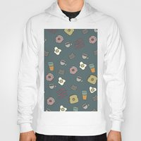 70s Hoodies featuring 70S Cafe by Calepotts