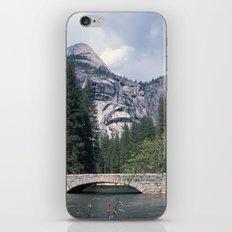 Stoneman Bridge Yosemite iPhone & iPod Skin