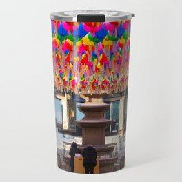 Bongeunsa Temple Travel Mug