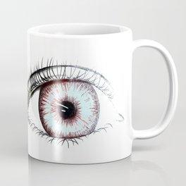 Looking In #2 - Original sketch to digital art Coffee Mug