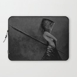 Knife in the Dark Laptop Sleeve