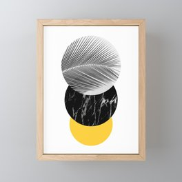 Elemental III Framed Mini Art Print