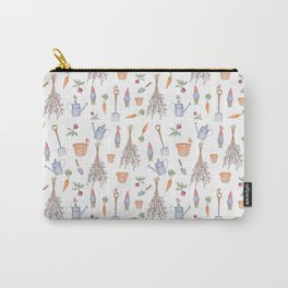 Gardener's Pattern Carry-All Pouch