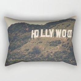 Old Hollywood Rectangular Pillow
