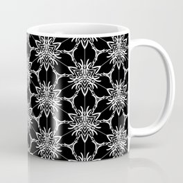 Floral geometric Coffee Mug