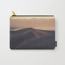 Poetic Sand Mountains Desert (Color) Carry-All Pouch