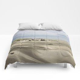 Washington Sand Dunes Comforters