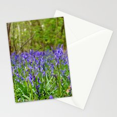 Bluebells Wood Stationery Cards