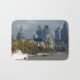 Thames: City of London Bath Mat