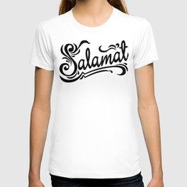 Salamat means Thank You! T-shirt