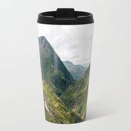 Alps of Switzerland Travel Mug