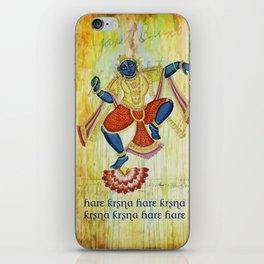 Divine series 2: Hare Krsna iPhone Skin