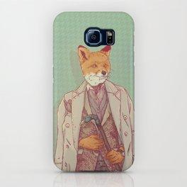 Jay the Fox iPhone Case