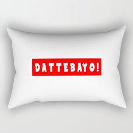 Dattebayo! Rectangular Pillow