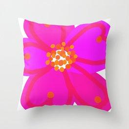 Cheery Cherry Throw Pillow