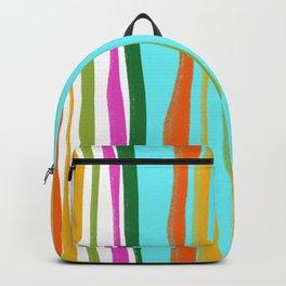 Splash lines Backpack