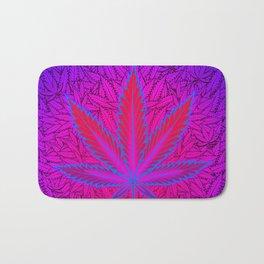 Cannabism Bath Mat