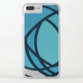 Through the Eyes of Outi Ikkala 3 Clear iPhone Case