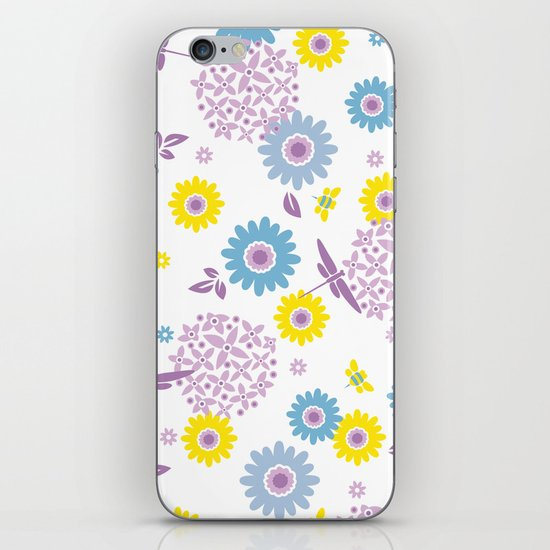 Summer Buzz iPhone & iPod Skin